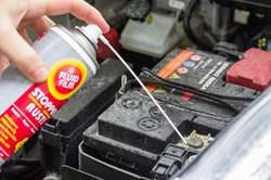 spray batteri web